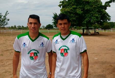 Feirense inicia pré-temporada com dupla paraguaia