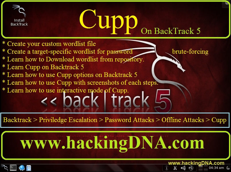 backtrack 5 wordlist download