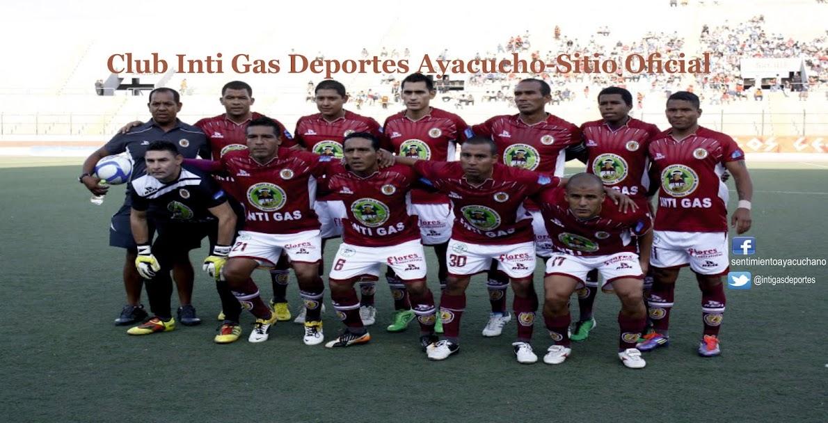 INTI GAS DEPORTES DE AYACUCHO