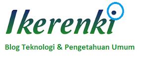 Wajah Baru Blog Ikerenki