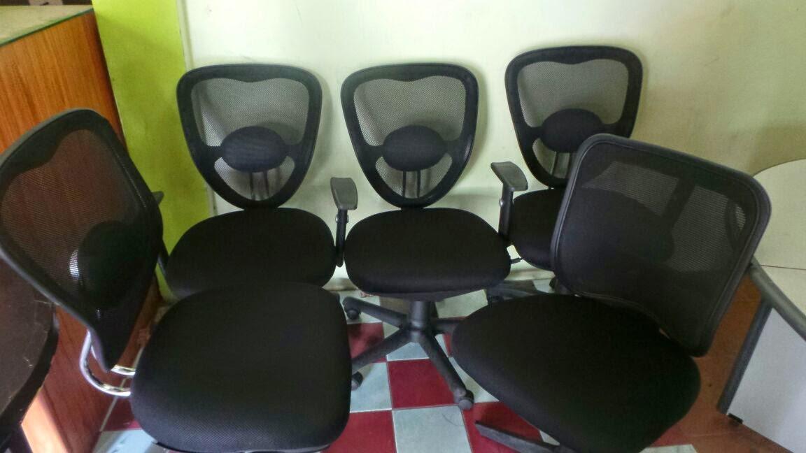 Barang Bekas Furniture Peralatan Kantor Perlengkapan Kantor