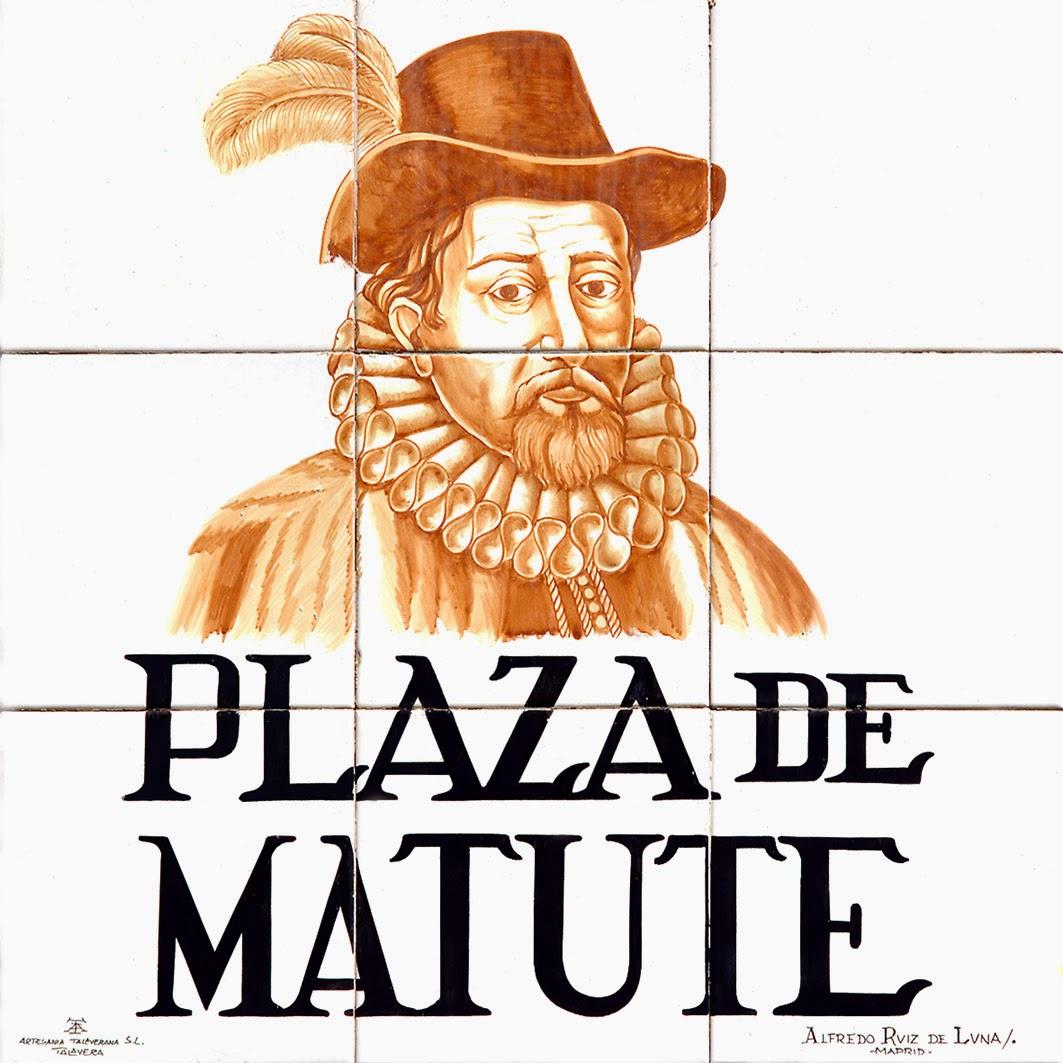 Plaza de Matute