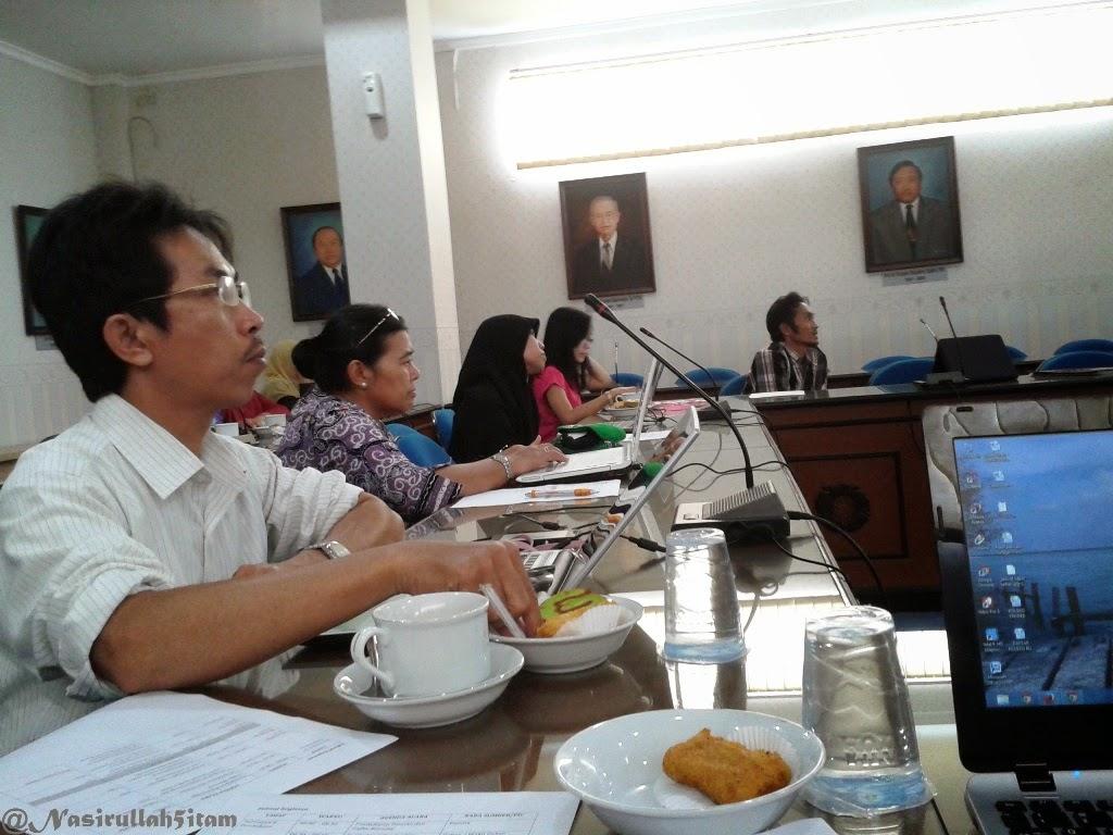 Para peserta workshop OJS