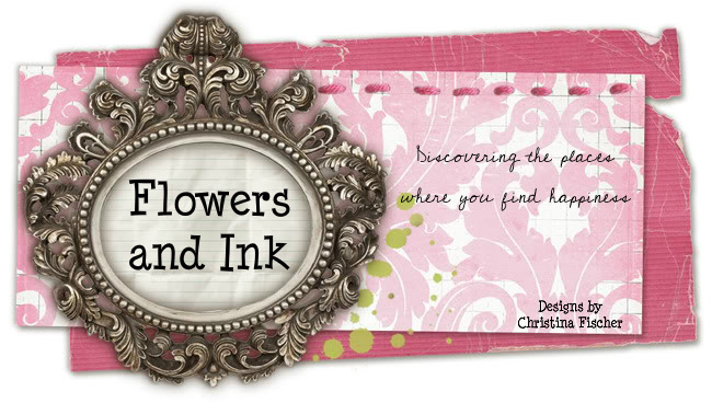 Flowers and Ink