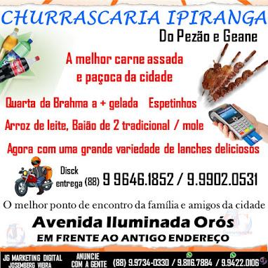 CHURRASCARIA IPIRANGA