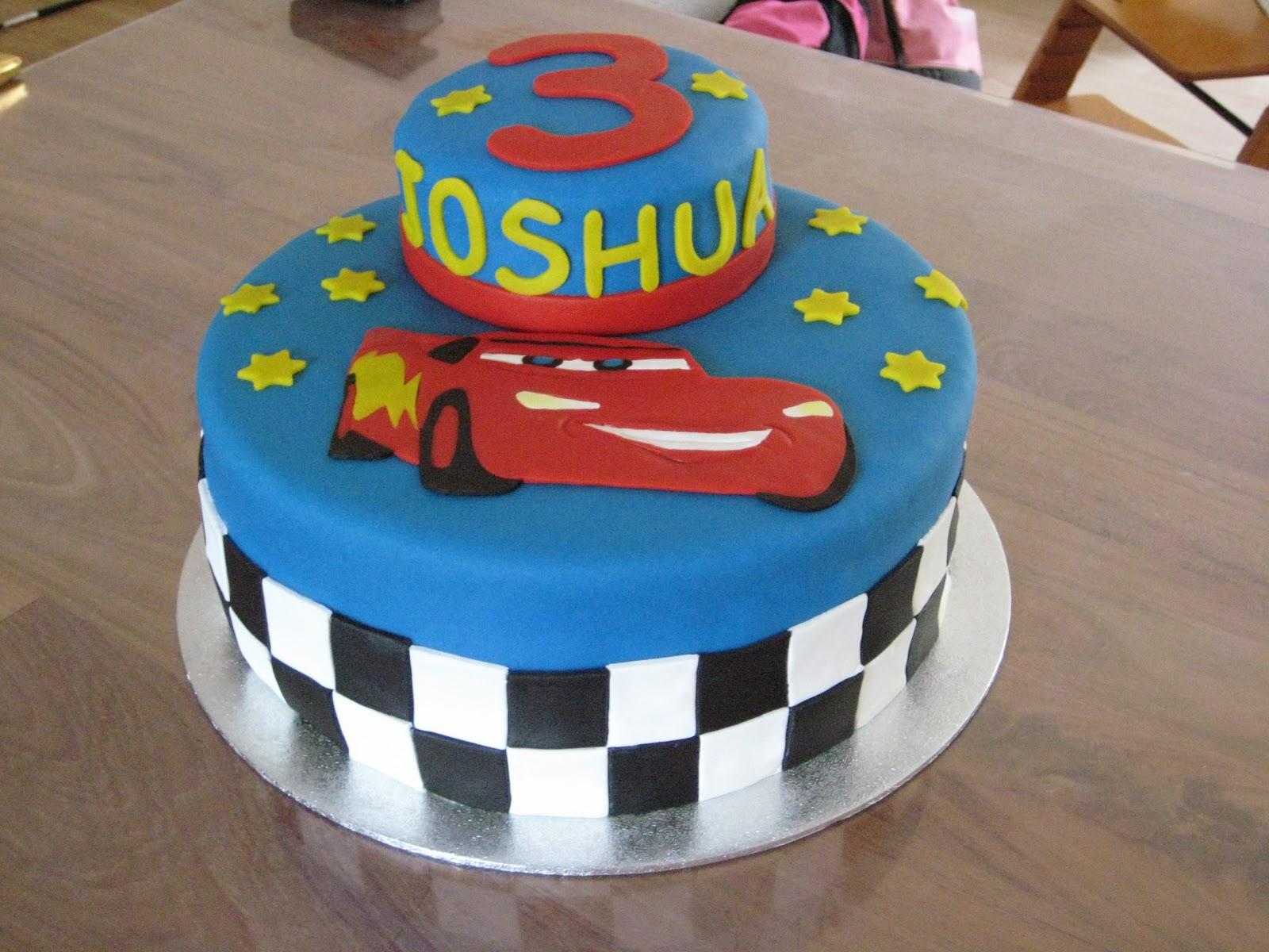Birthday Cake Ideas With Cars : Carz Craze: car cakes