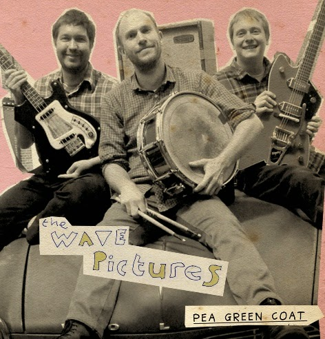 The Wave Pictures - Pea green coat - single
