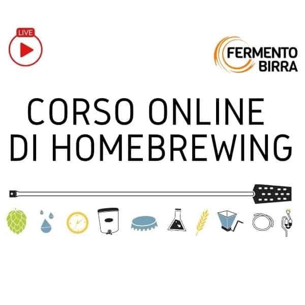 Corso online di Homebrewing