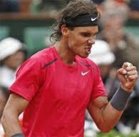 Rafa Nadal campeón de Roland Garros 2012 por 7 veces en su carrera