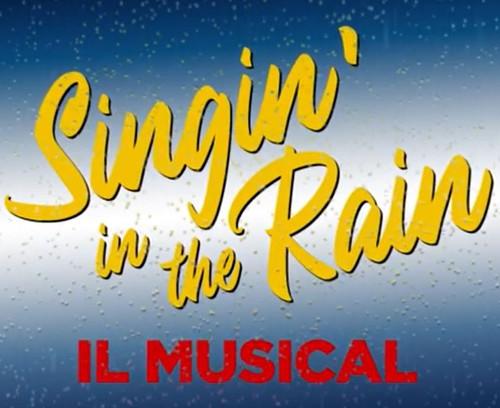 """""""SINGIN' IN THE RAIN"""" regia di Chiara Noschese"""