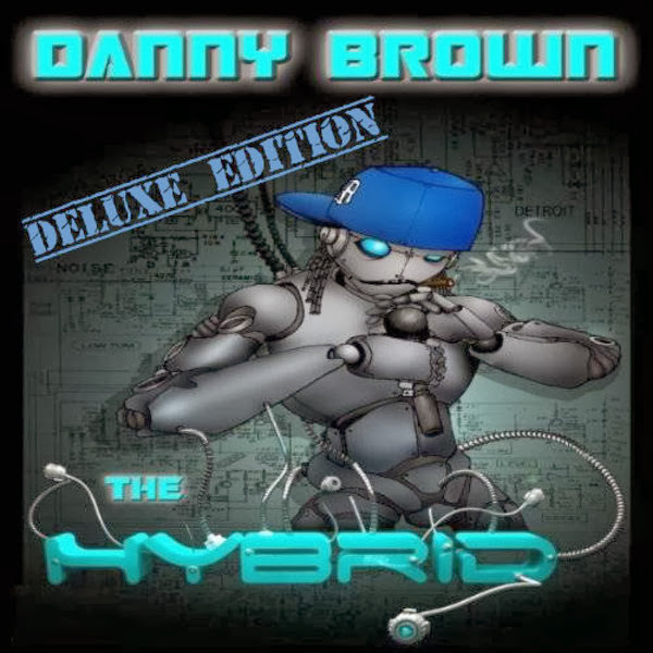 Danny Brown - The Hybrid (Deluxe Edition) [Includes All 11 Music Videos]  Cover