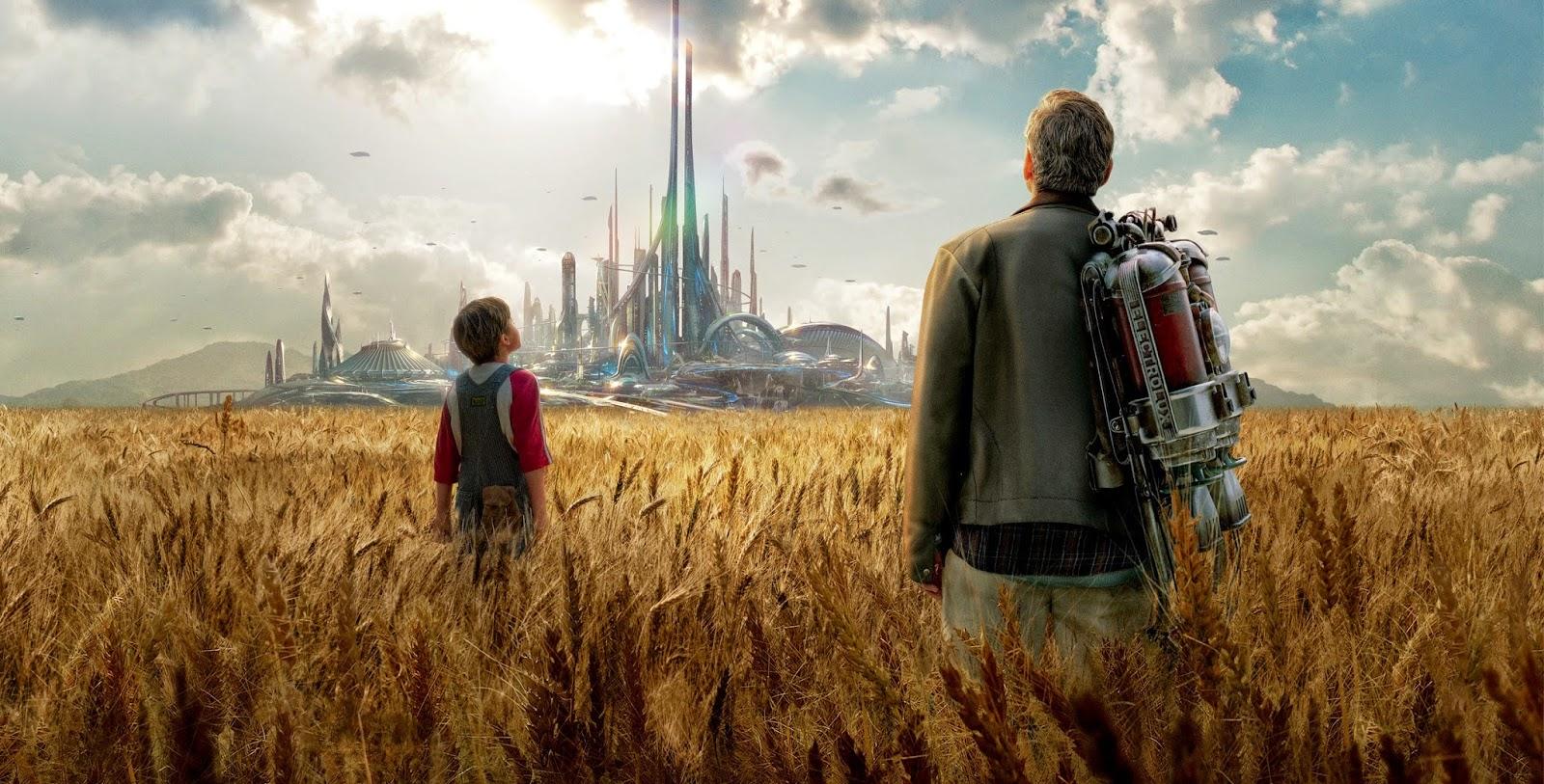 Tomorrowland | Veja o terceiro trailer legendado da aventura sci-fi da Disney com George Clooney