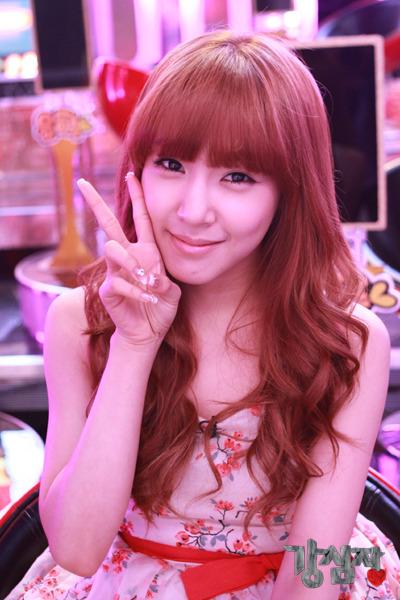 Tiffany @ Imagenes oficiales de SBS Strong Heart  120420sh2