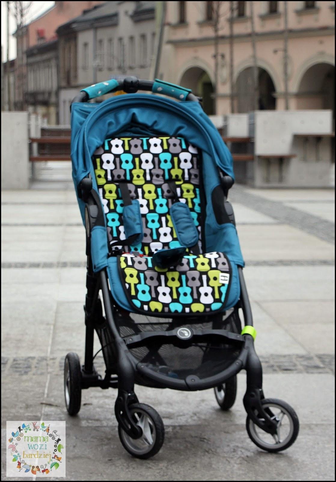 Baby Jogger City Mini Zip - Mama Wozi Bardziej