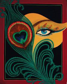 """Mardi - Peek a Peacock – Gras"""