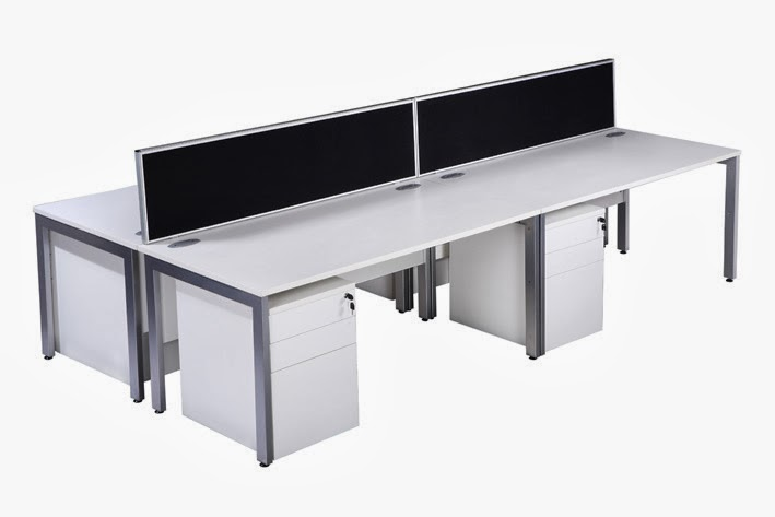 Office furniture box office interiors white desk