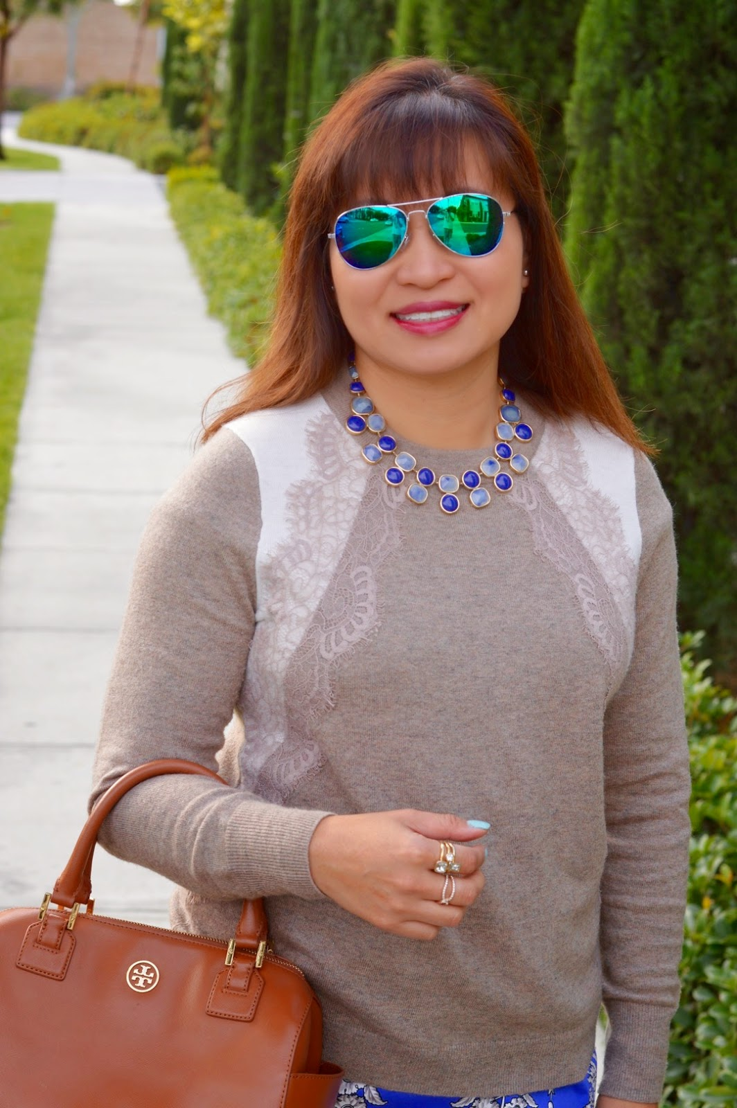Fashion over 40, OC blogger
