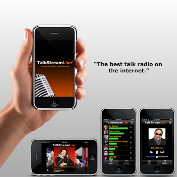 Talkstream Live listen any where