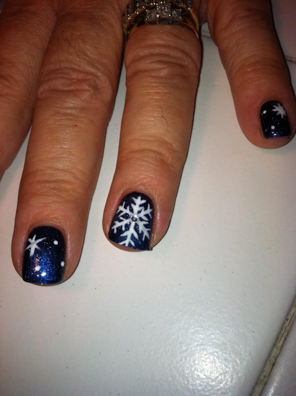 Trisha\u0027s Nail Designs December 2011