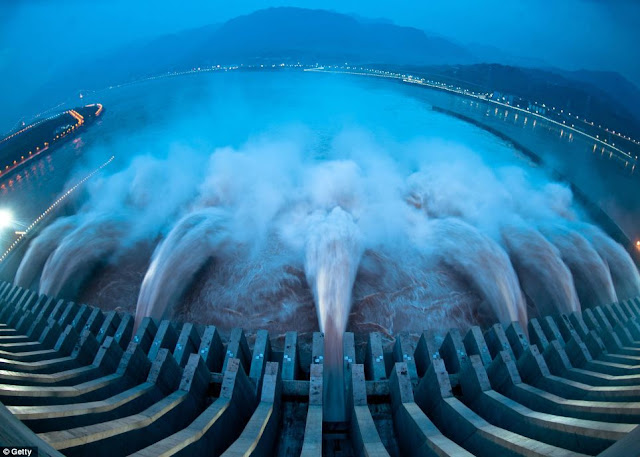 World's Biggest dam in China