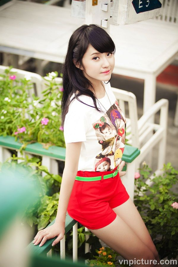 Hot Girl Thanh Vy