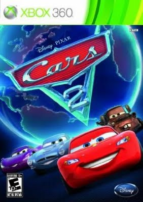 Download CARS 2 Xbox 360 Region Free