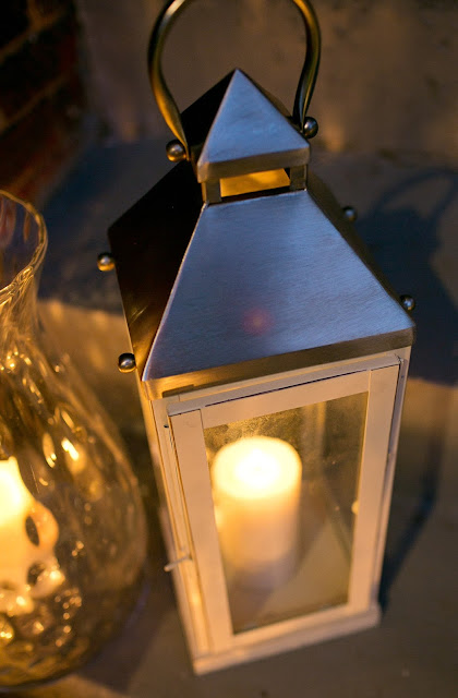 Baltic Lantern #accentdecor