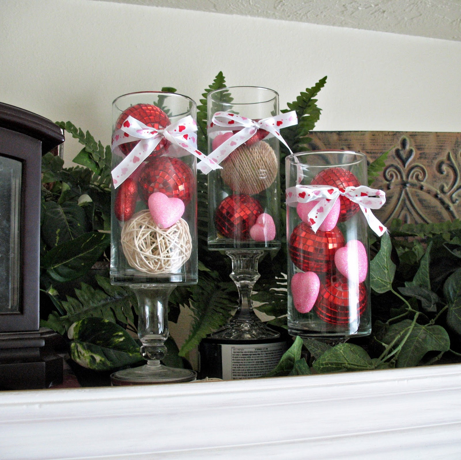 The craft patch valentine s day decorations