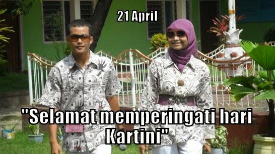 Meme FOSPAST - Kartini Kartono SMAN 1 Selong