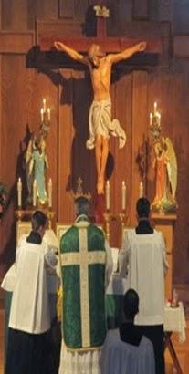 sacrificio missae