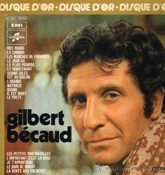 Gilbert Bécaud - Spectacle De L'Olympia 97