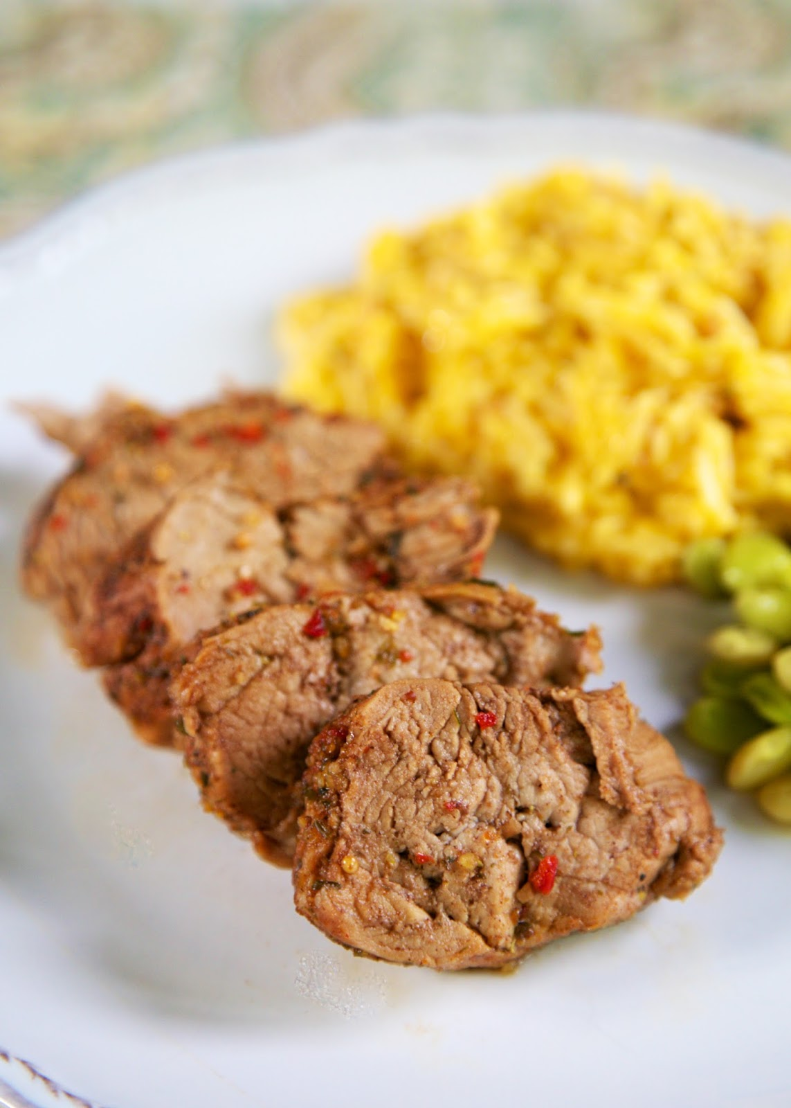 {Freezer Meal} Asian Pork Tenderloin