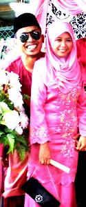Masa wedding along