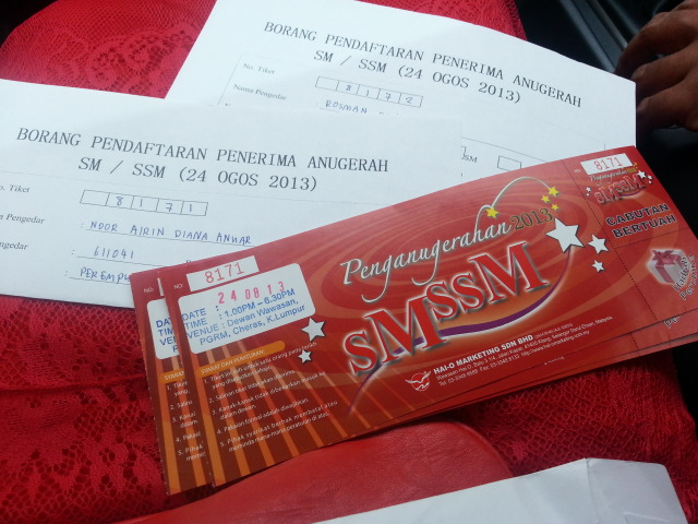 SM/SSM Award Glamprenuer