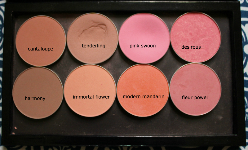 Mac cosmetics lipstick names