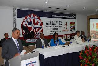 """ASDN y Fundación DIASPORAS desarrollan Foro """"El orgullo de ser Dominicano"""""""