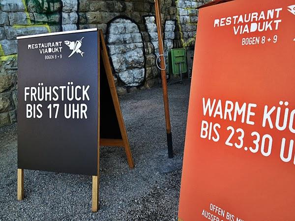 Restaurant Viadukt Zürich Bogen Markt Frühstück 8 9