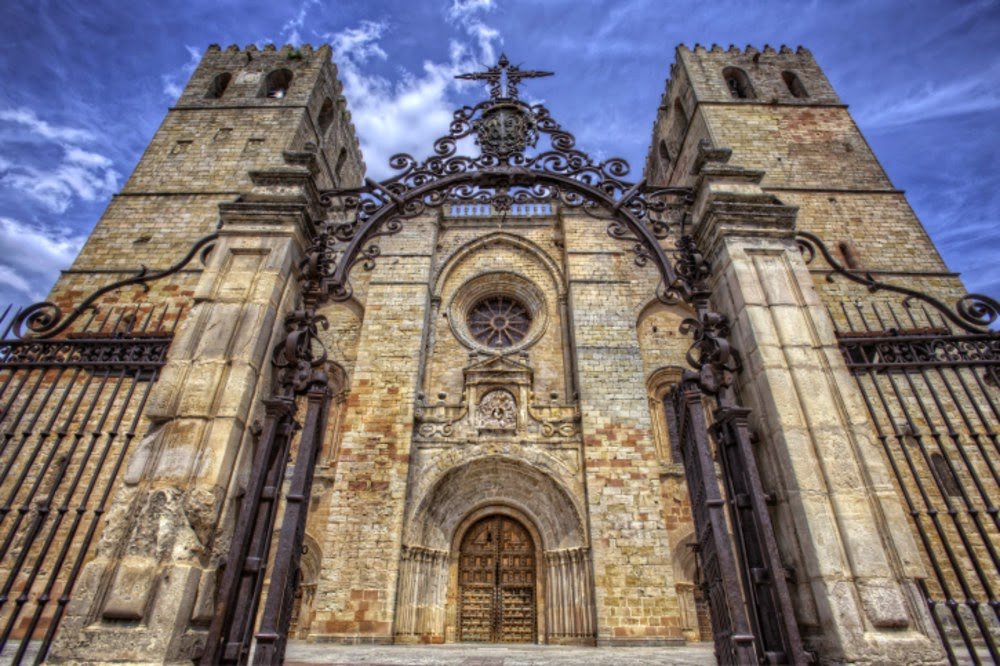 catedral de sigüenza mi etereo mausoleo