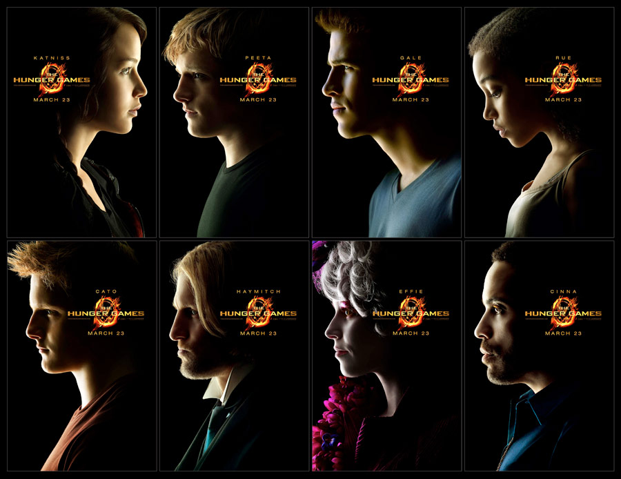 books of the hunger games in order