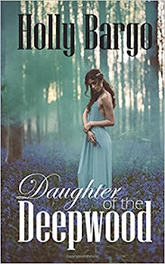 May 2018 Book Cover Contes Winner : Daughter of the Deepwood
