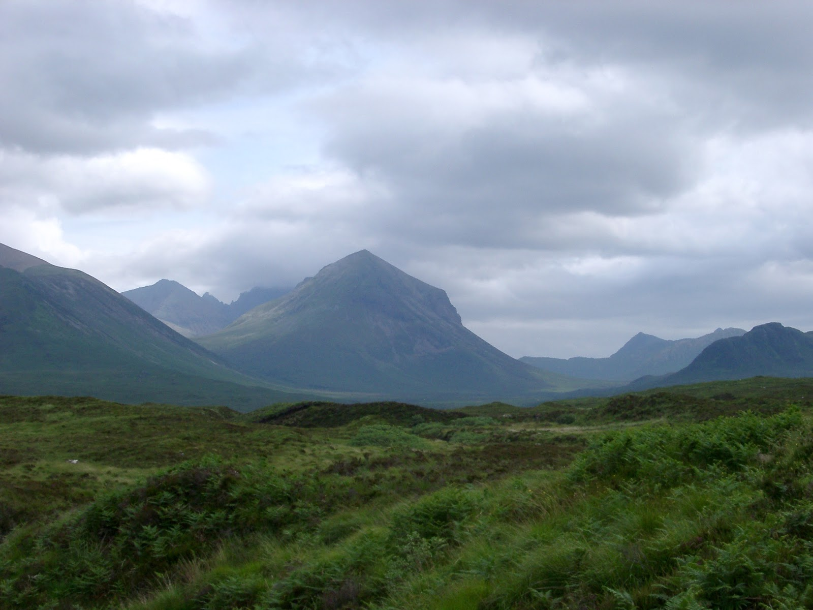Mountain Pictures: Mountains Scotland