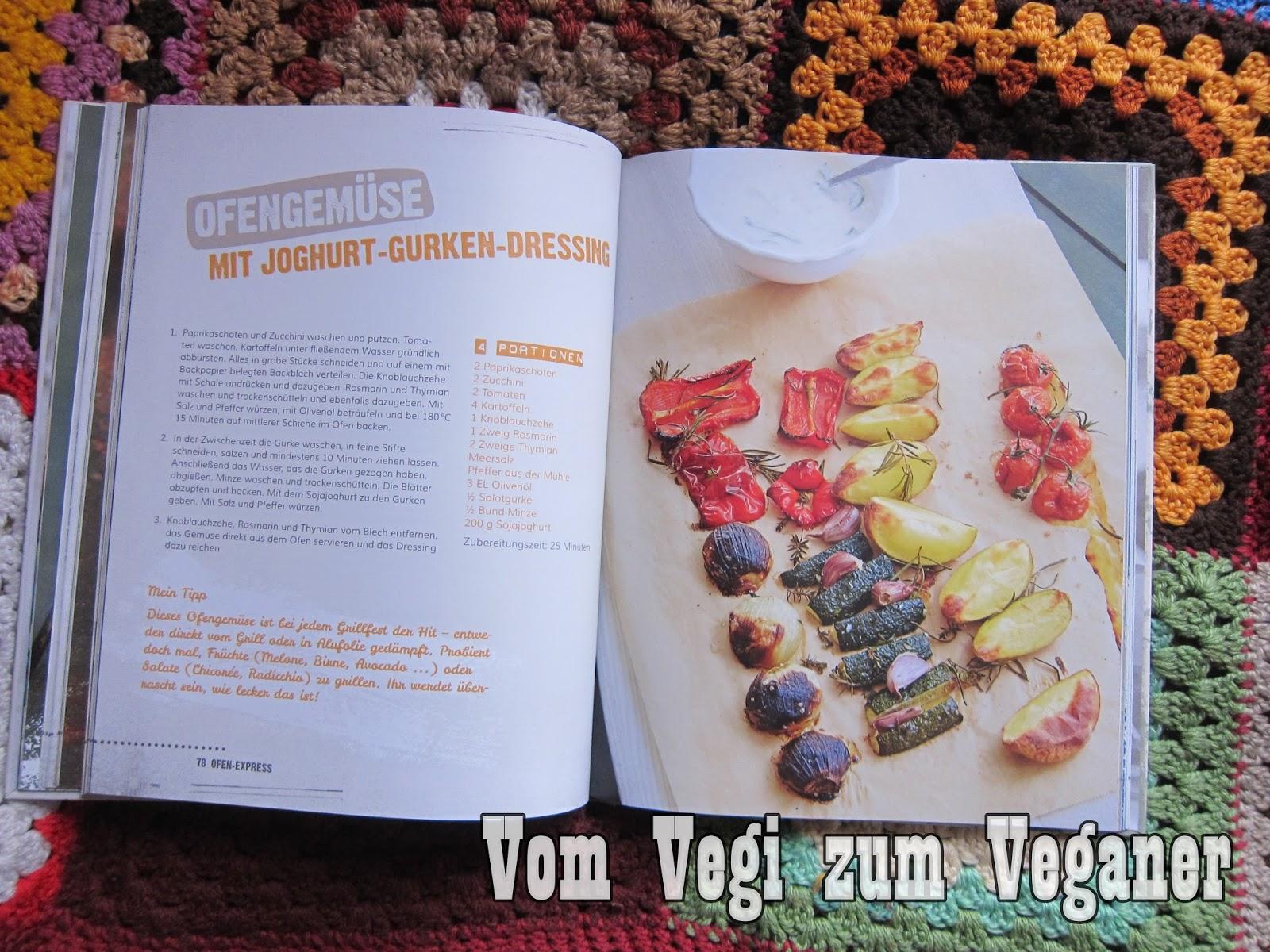 Vom Vegi zum Veganer: Vegan quick & easy - Björn Moschinski ...