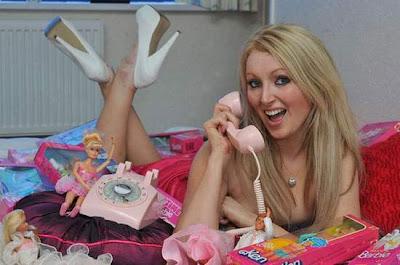 5entah 6 Wanita Ini Cantik Seperti Barbie