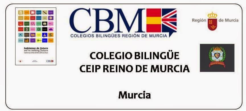 CBM CEIP REINO DE MURCIA