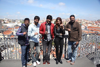 Ravi Teja & Shruthi Haasan Balupu Movie Working Still