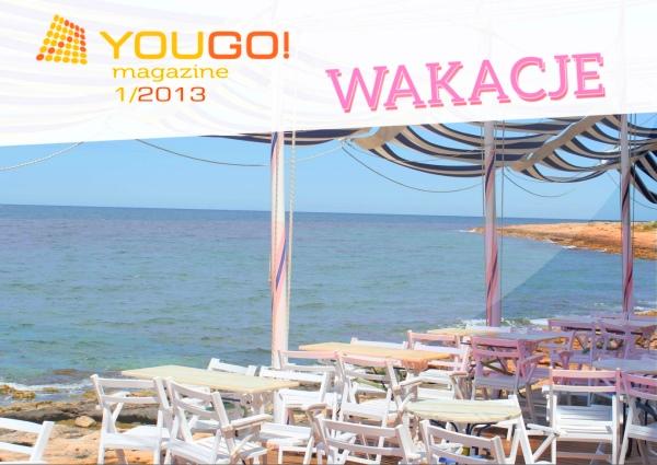 YouGO! Magazine 1/2013