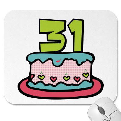 Поздравление с 31 днём рождения 51