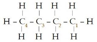 Struktur Kimia Alkana