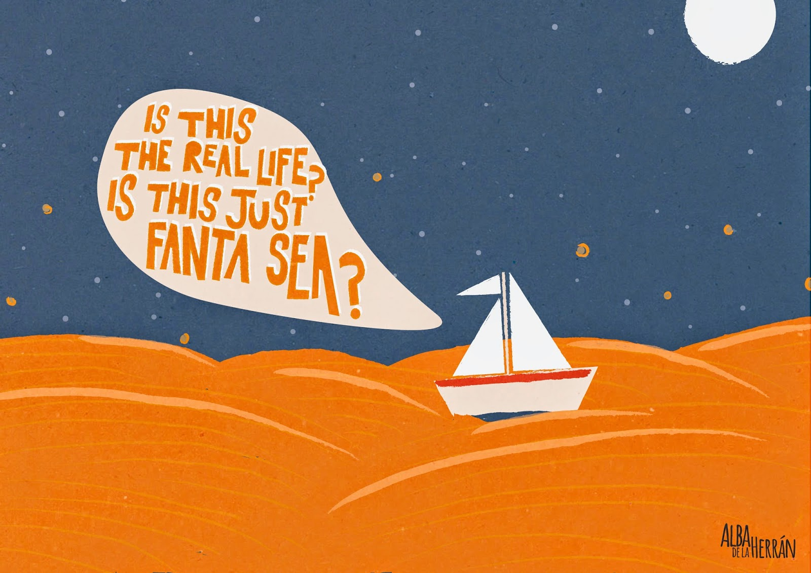 is this just fanta sea