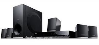 Sony DAV-TZ145 5.1 DVD Player Home Theatre System